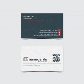 Standard Name Card