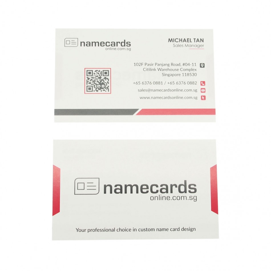 Standard Name Card Japanese Artcard 260gsm