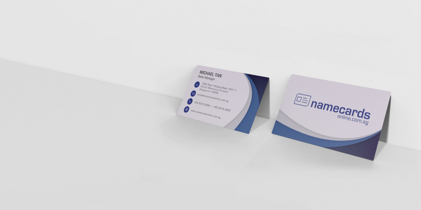 Name Cards Online Singapore