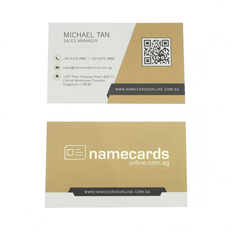 Standard Name Card Japanese Artcard 310gsm